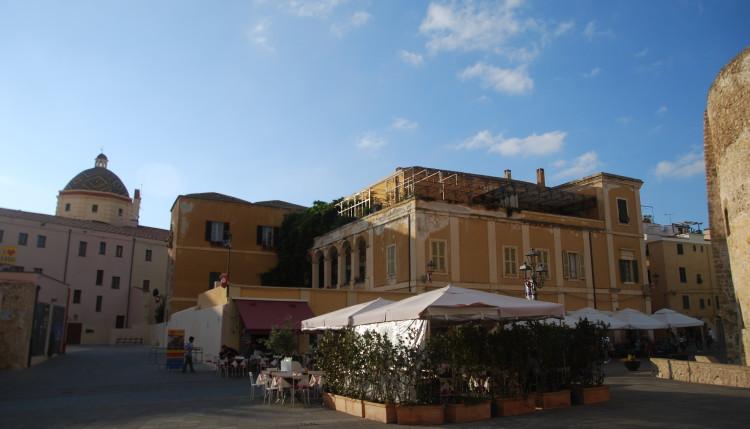 Alghero, Sardinie